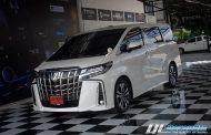 Toyota Alphard AH30 '2020 กับชุดเครื่องเสียงแบบเรียบหรู