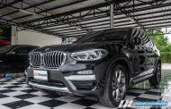 BMW X3 G01 กับงานอัพเกรดคุณภาพเสียงแบบ Hi-end