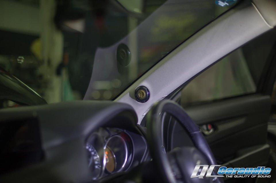 Mazda CX 5 กับความไพเราะแบบเรียบง่ายที่ลงตัว