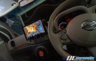 Nissan Cube + Kenwood DMX 9720xs