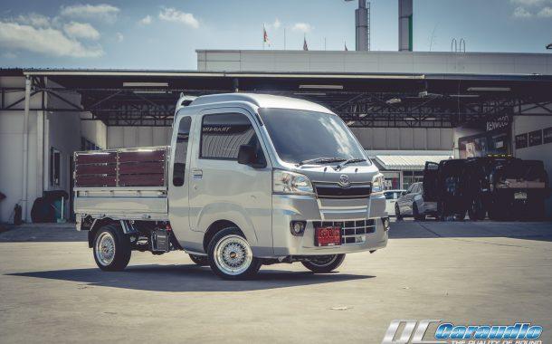Daihatsu Hijet รถกะป๊อในตำนาน ❤️ ความบันเทิงสไตล์มินิ