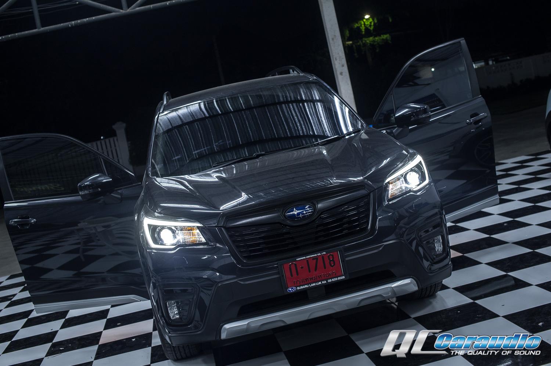 Subaru Forester + Processor Set