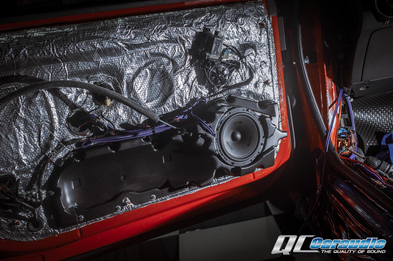 Audi TT Quattro อัพเกรด SQ Style ด้วย Alpine PXE-0850X