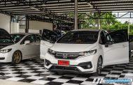 Honda Jazz GK + DB Drie