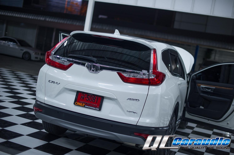 Honda Crv G5 เสียงดัง ฟังดี แบบ QC Style