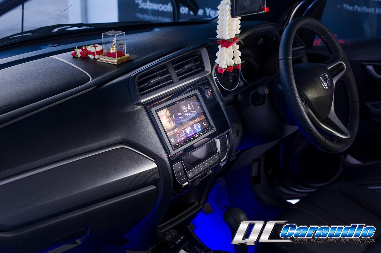Honda BRV + One Brand Kenwood
