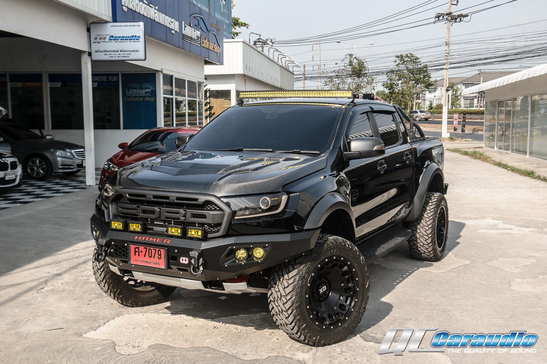 Ford Raptor ที่สุดแห่ง Car Entertainment