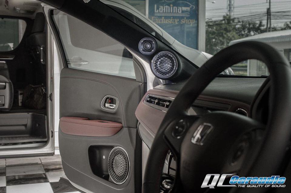 Honda HRV RS เรียบหรู ดูดี แบบ QC Style