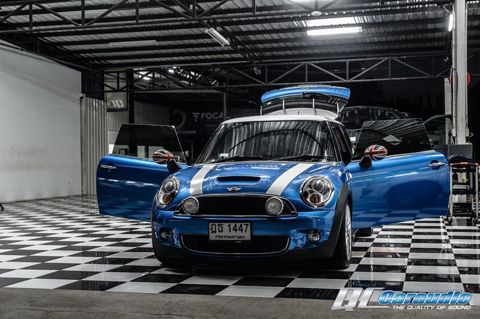 Mini Coopers R56 + Focal One Brand