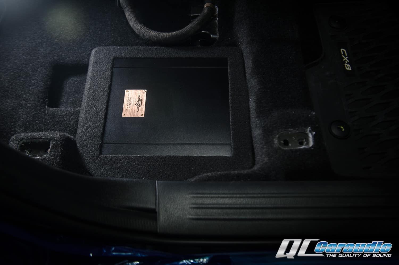 Mazda CX 8 กับระบบที่เรียบง่าย แต่สุดทุกชิ้น