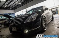 Nissan Teana J32 + Kenwood DDX 9016s