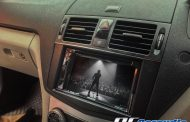 BENZ W 204 + Kenwood DDX 417bt