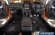 Subaru XV + DB Drive