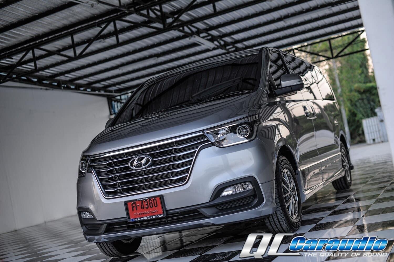 Hyundai H1 +Kenwood DDX 9018s