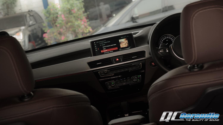 BMW X1 กับเครื่องเสียงสุด Hi-End