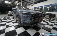Toyota Cross พร้อมชุด Up Grade Set