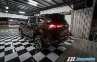 Isuzu Mu-X '2020 มาเพิ่มความบันเทิงบนรถ