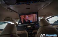 KIA Grand Carnival + ระบบแอนดรอยบนรถยนต์
