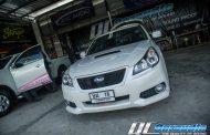 Subaru Legacy + คู่หู High-End Kenwood กับ Focal