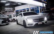 Benz CLS W218 กับความบันเทิงแบบออนไลน์