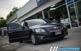 Toyota Camry + Kenwood DDX 916ws