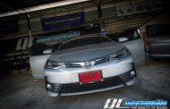 Toyota Altis กับชุดเครื่องเสียงสุด Hi-End
