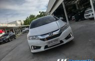 Honda City '14 + Kenwood DDX 7017bt