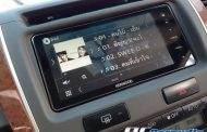 Toyota Fortuner กับหน้าจอวิทยุ 200m แบบเต็มจอกันไปเลย