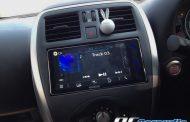 Nissan March + Kenwood DDX 916ws