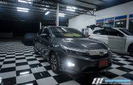 Honda City '20 + Pioneer DMH-Z8250bt