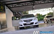 Subaru Legacy + Kenwood DDX 7018bt