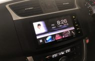 Nissan Sylphy กับการใช้งานด้วยระบบ Android สุดล้ำร่วมกับ KENWOOD
