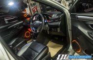 Toyota Vios '14 + ชุดเครื่องเสียงพร้อมงานซาวด์แบบเรียบหรู
