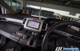 Honda Freed + Kenwood DDX 8020s