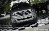 Ford Everest + DSP  และชุดลำโพง Focal