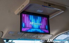 Hyundai H1 + Alpine Halo9