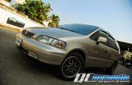Honda Odyssey + งานแดมป์ทั้งคัน และชุดเครื่องเสียงอัพเกรด
