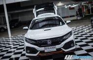 Honda Civic FK เรียบหรู ดูดี เสียงดี แบบ QC STYLE