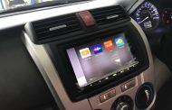 Honda City '2011 + Kenwood ddx7018bt