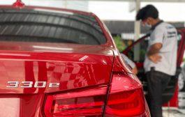BMW F30 กับชุด Plug&Play Audison