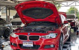 BMW F30 จัดชุด Plug&Play ไปแล้ว ยังไม่สุด ขอมาหยุดที่ dsp + sub ^^