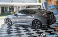 Honda Civic FK + DB Drive Set  เสียงต้องดี ฟังต้องมันส์ ในแบบ QC Style