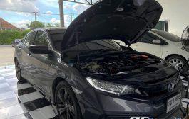 Honda Civic FC + ชุดอัพเกรดสุดฮอต 29,900