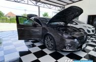 Mazda 3 Skyactive กับหน้าจอแอนดรอยตรงรุ่น