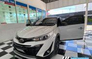 Toyota Yaris Cross กับหน้าจอ 9 นิ้วใหญ่เต็มตา