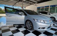 Honda Civic FB + Kenwood DMX 8019s