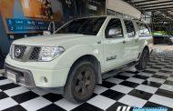 Nissan Navara + Kenwood DDX 9017s