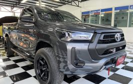 Toyota Revo กระบะตอนเดียว กับการอัพเกรดแบบเน้นๆ