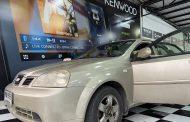 Chevrolet Optra + Kenwood Dmx 5020s