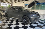 BMW X6 + หน้าจอ Android 10.25